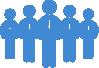 SAP経験歴10年以上のシニアコンサルタントが多数在籍